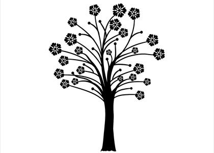 Úvod :: samolepky na stenu :: kvetiny - samolepky na stenu