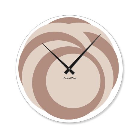 Designové hodiny na stěnu